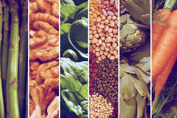 Alimentos Para Lucir Cuerpo Bello En Primavera