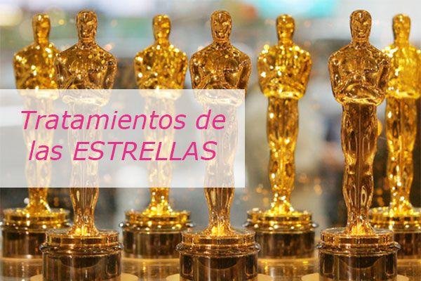 Los 5 Tratamientos Estrella En La Gala De Los Oscars