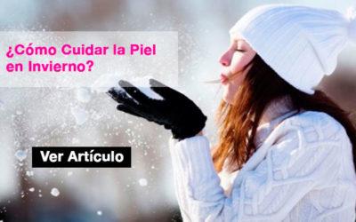 Cómo mantener la piel saludable en invierno
