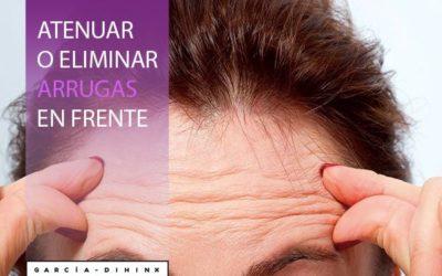 Atenuar o eliminar las arrugas de la frente: ¿Qué hacer?